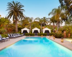 Rancho Valencia ~ At Home in Southern California