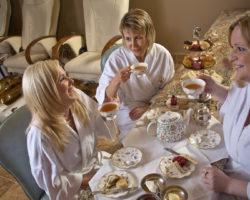 Tea Time: Secret Garden Spa at the Prince of Wales Hotel, Ontario