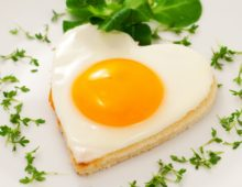 A Healthy Breakfast Reduces Heart Attack Risk