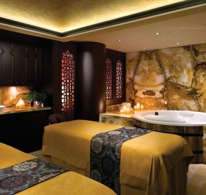 Miraj Spa by Caudalie Paris, Shangri-La Toronto, Healthy Living + Travel