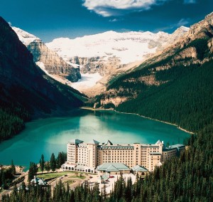 The Fairmont Chateau Lake Louise, Healthy Living + Travel