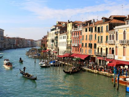 George Clooney Weds in Venice ~ An Inside Look at The Aman Canal Grande Venice