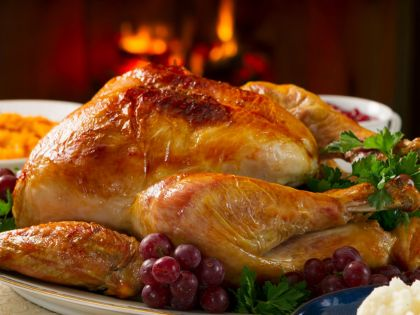 Enjoy a Healthy Thanksgiving Dinner