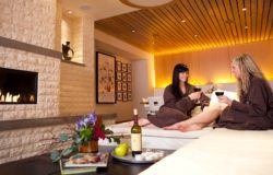 Utah Relaxation ~ Waldorf Astoria Spa, Park City