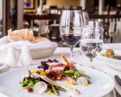 Two Vintage Hotel Restaurants named in 75 Best for Brunch