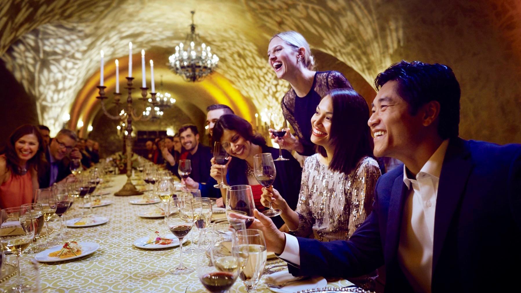 2017 Masters Winemaker Dinner Series at Napa's Meritage Resort, Healthy Living + Travel