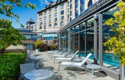 Spa Review: The Spa at Delta Victoria Ocean Pointe, British Columbia