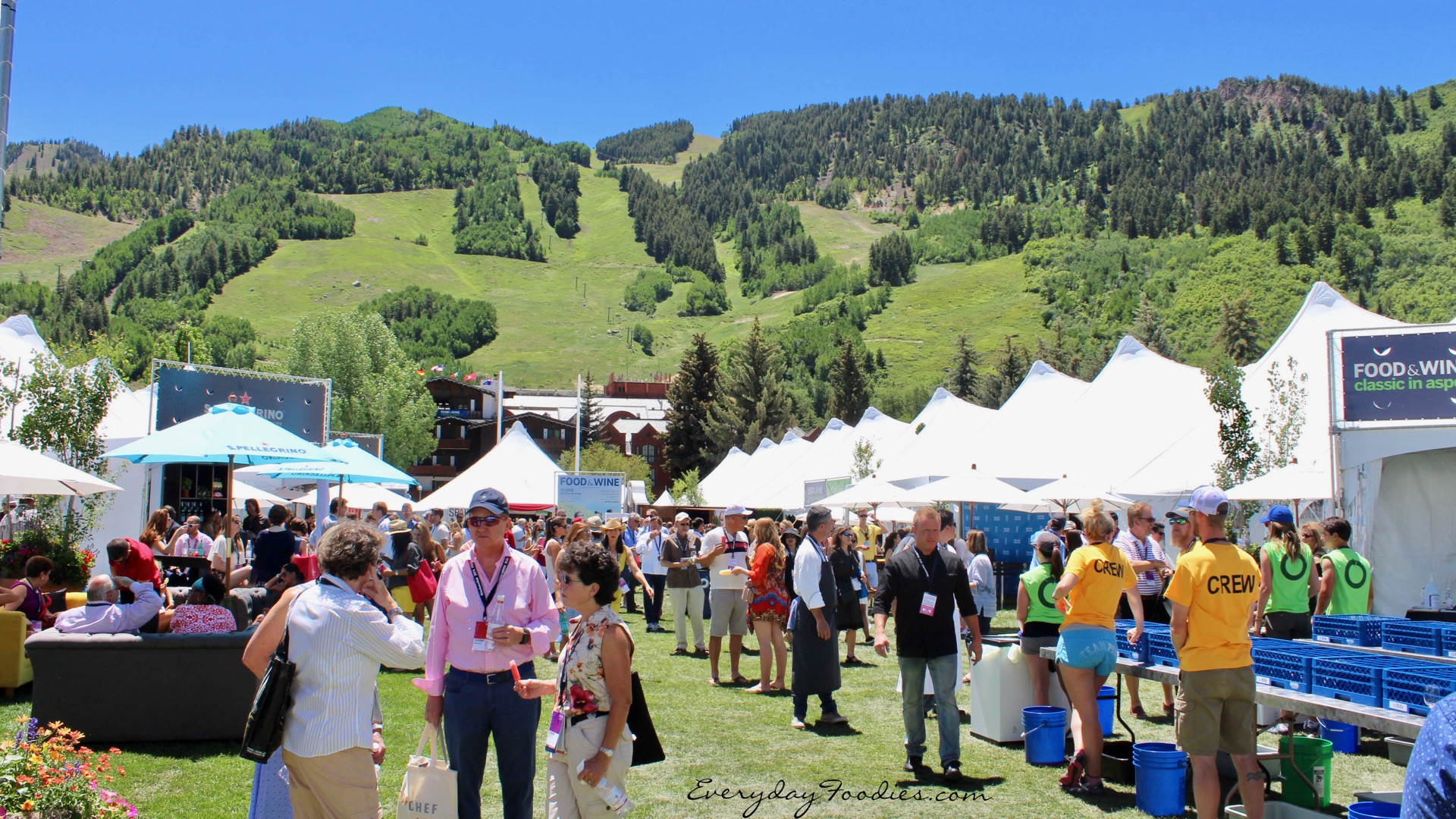 Aspen Food & Wine Classic, Healthy Living + Travel