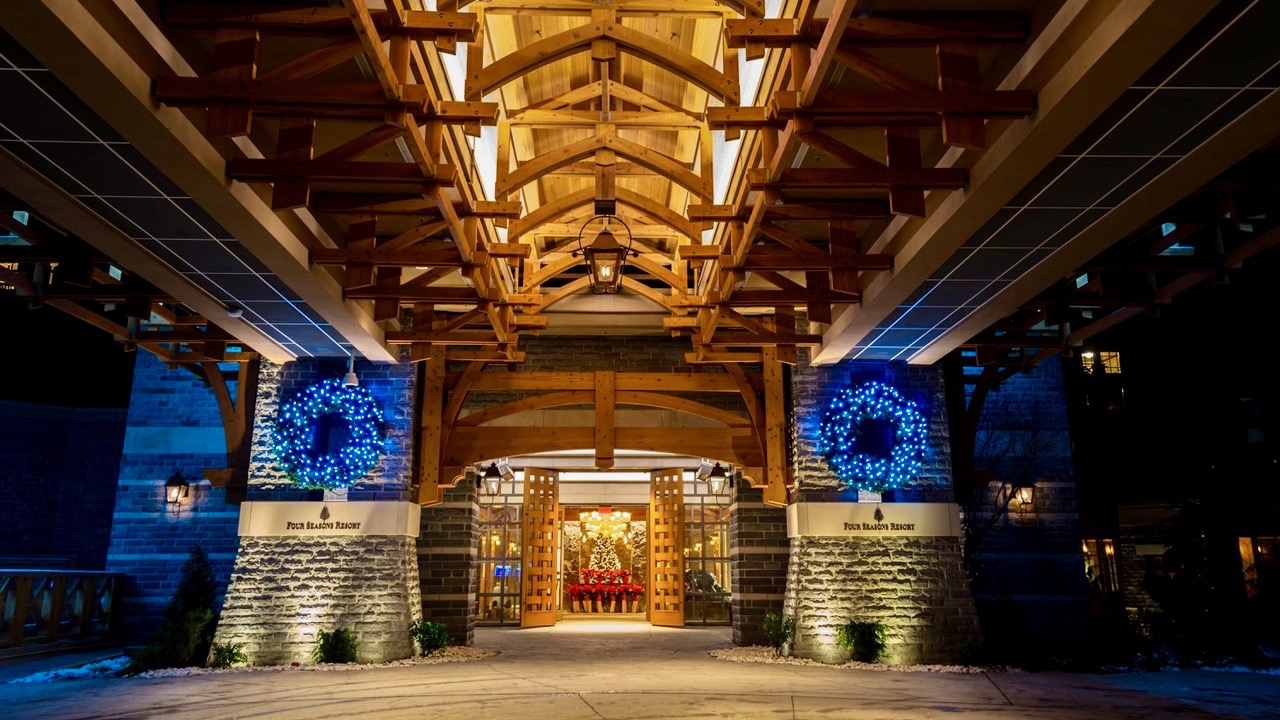 Four Seasons Resort and Residences Whistler, Healthy Living + Travel