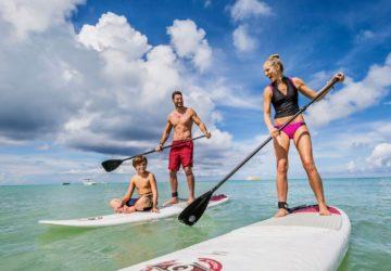 Hilton Aruba, Healthy Living + Travel