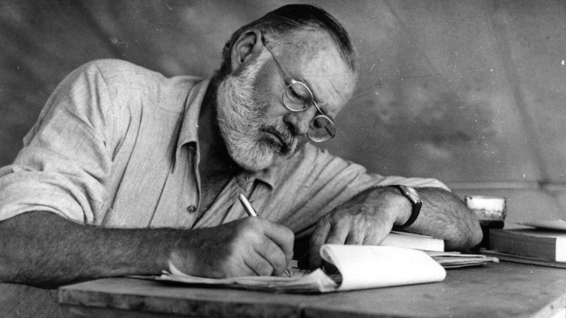 Ernest Hemingway, Healthy Living and Travel