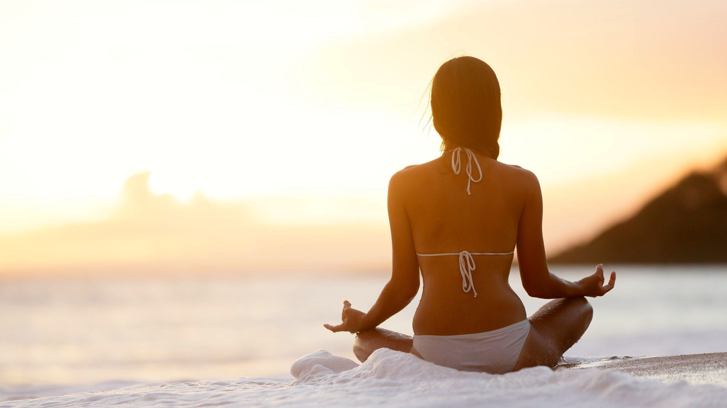 Sunset Yoga, Healthy Living + Travel