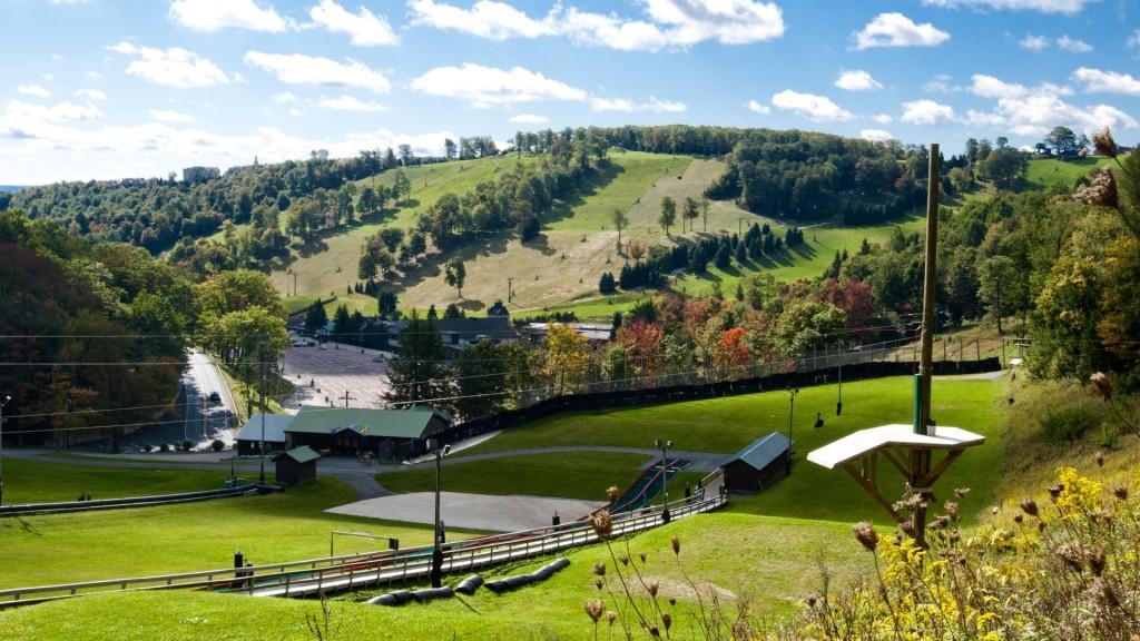 Seven Springs Mountain Resort, Spas of America