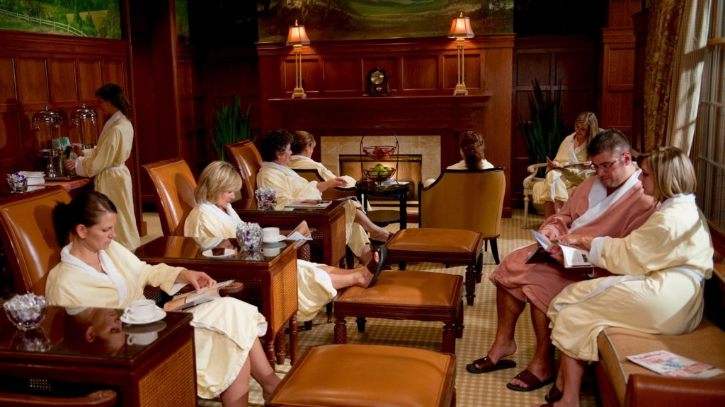 The Spa at the Hershey Hotel, Spas of America