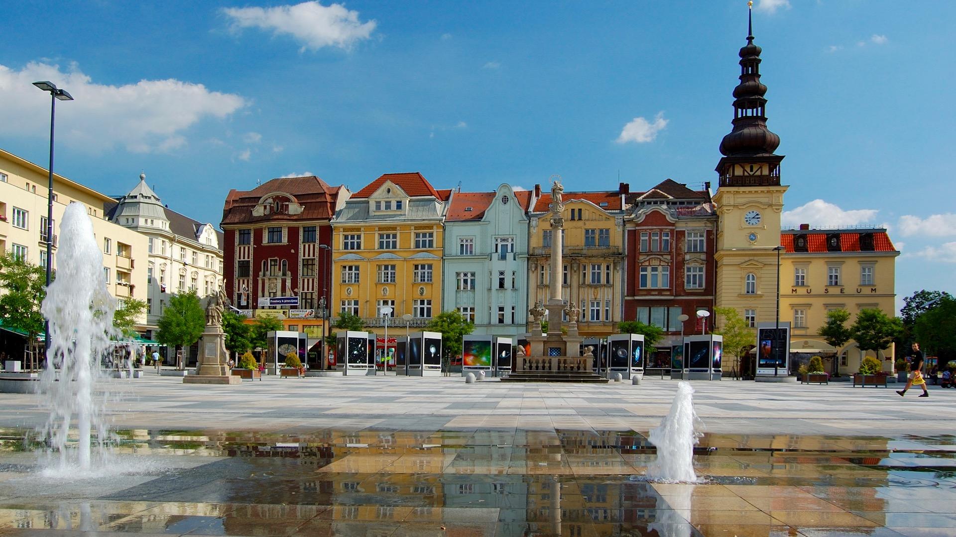 Ostrava, Czech Republic, Healthy Living + Travel