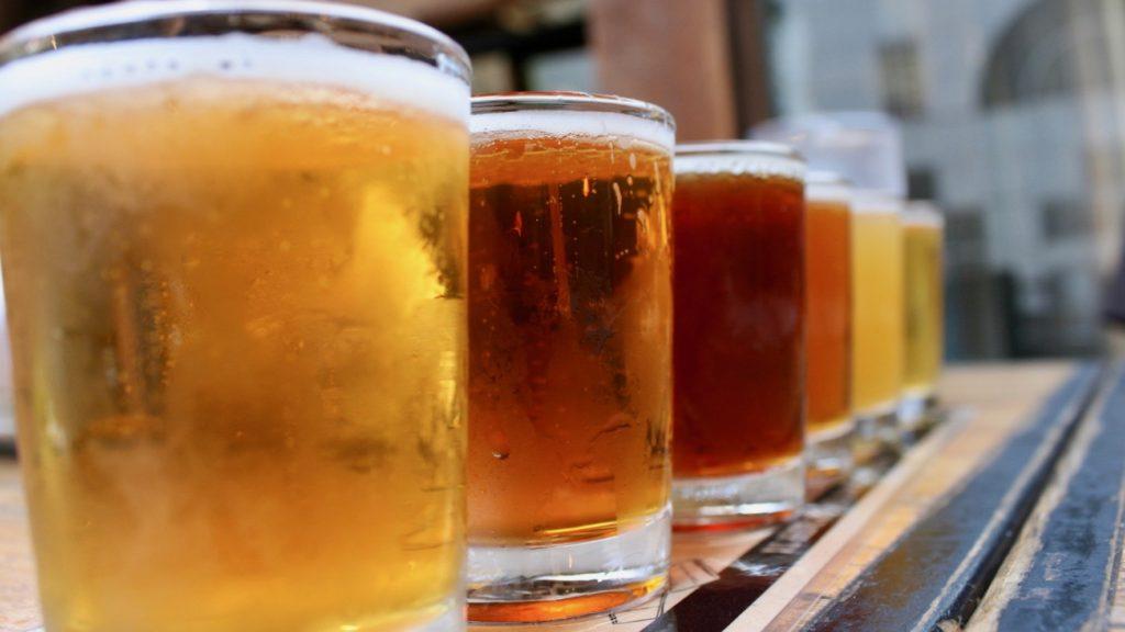 Craft Beer, Healthy Living + Travel