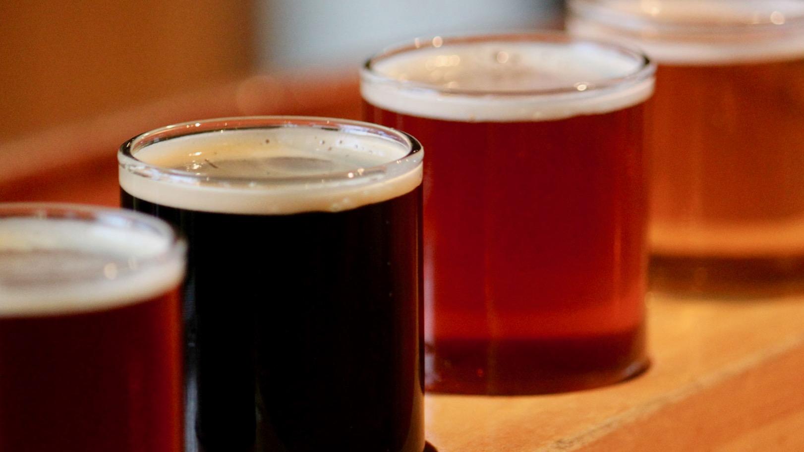 Beer Tasting, Healthy Living + Travel