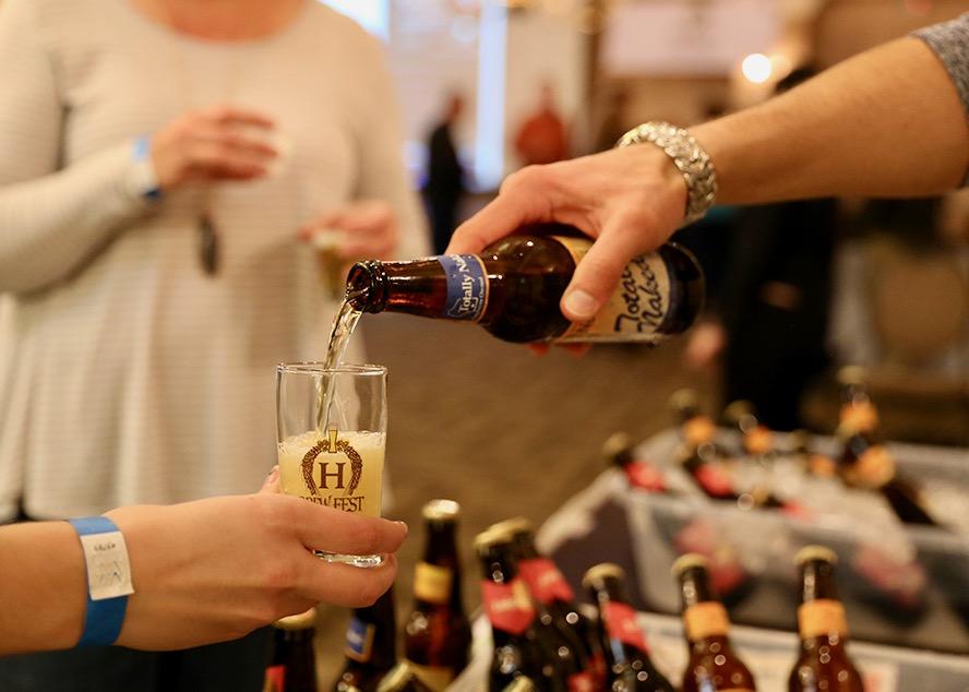 Craft Brew Festival, Heidel House Resort, Healthy Living + Travel