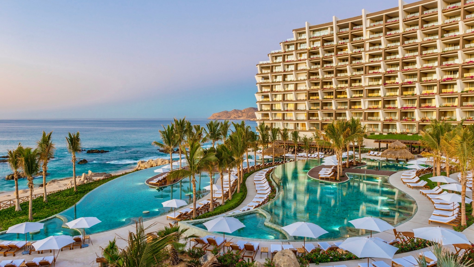 Grand Velas Los Cabo, Wellness Suites, Healthy Living + Travel
