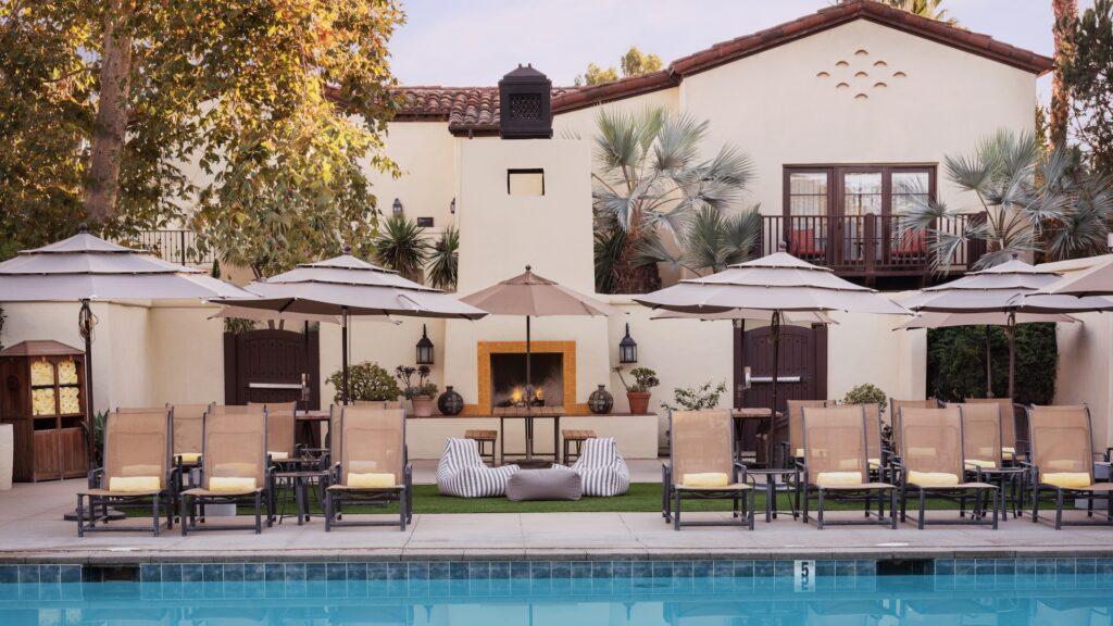 The Spa at Estancia La Jolla, Hotel, Spas of America