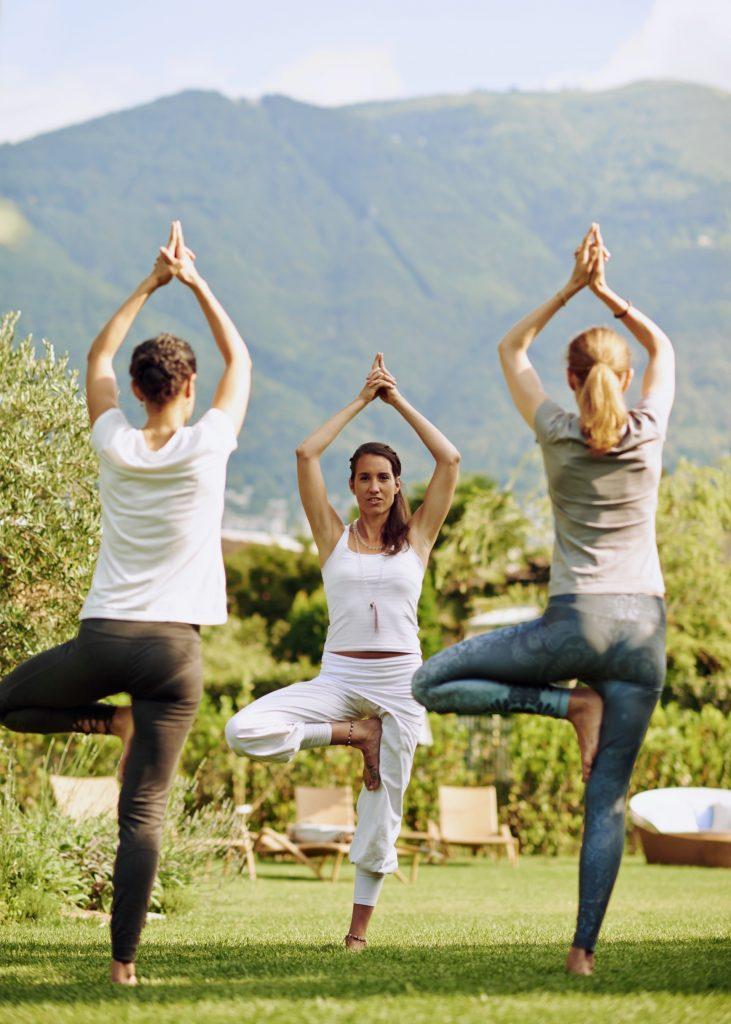Switzerland Yoga Retreat, Healthy Living + Travel