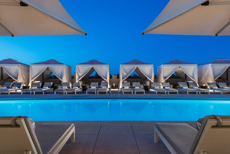 The Phoenician Spa, Spas of America