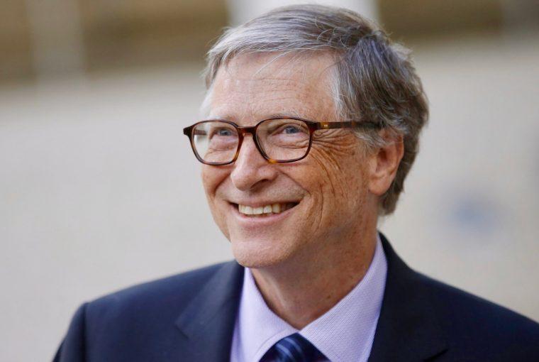 Bill Gates   Healthy Living + Travel