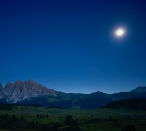 Full Moon Hiking in the Dolomites, Adler Spa Resort Dolomiti, Healthy Living + Travel