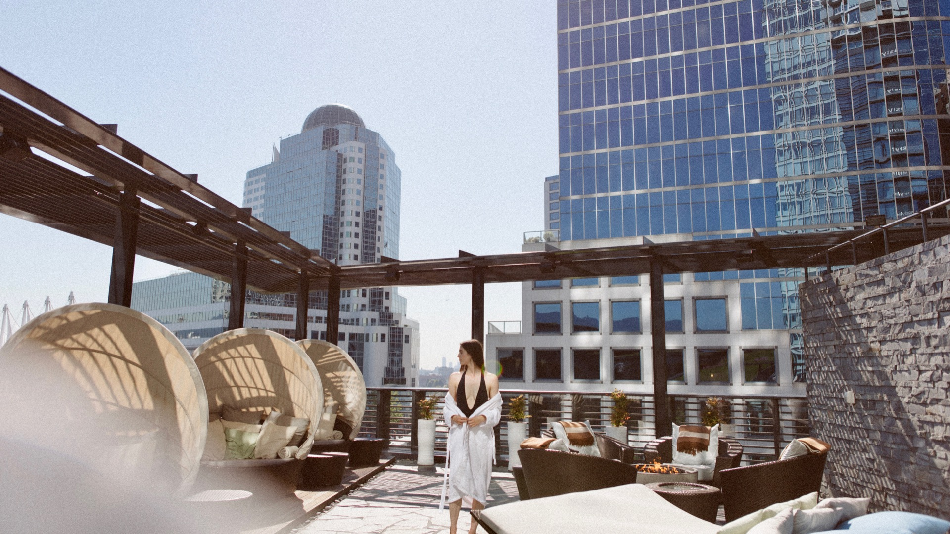 Willow Stream Spa, Fairmont Pacific RIm, Vancouver - Healthy Living + Travel