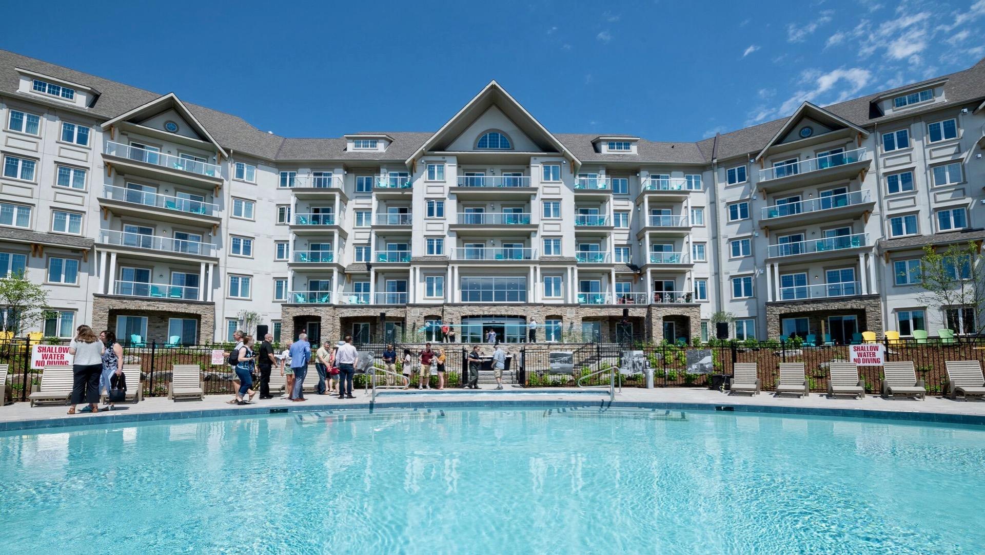 Deerhurst Resort, Healthy Living + Travel