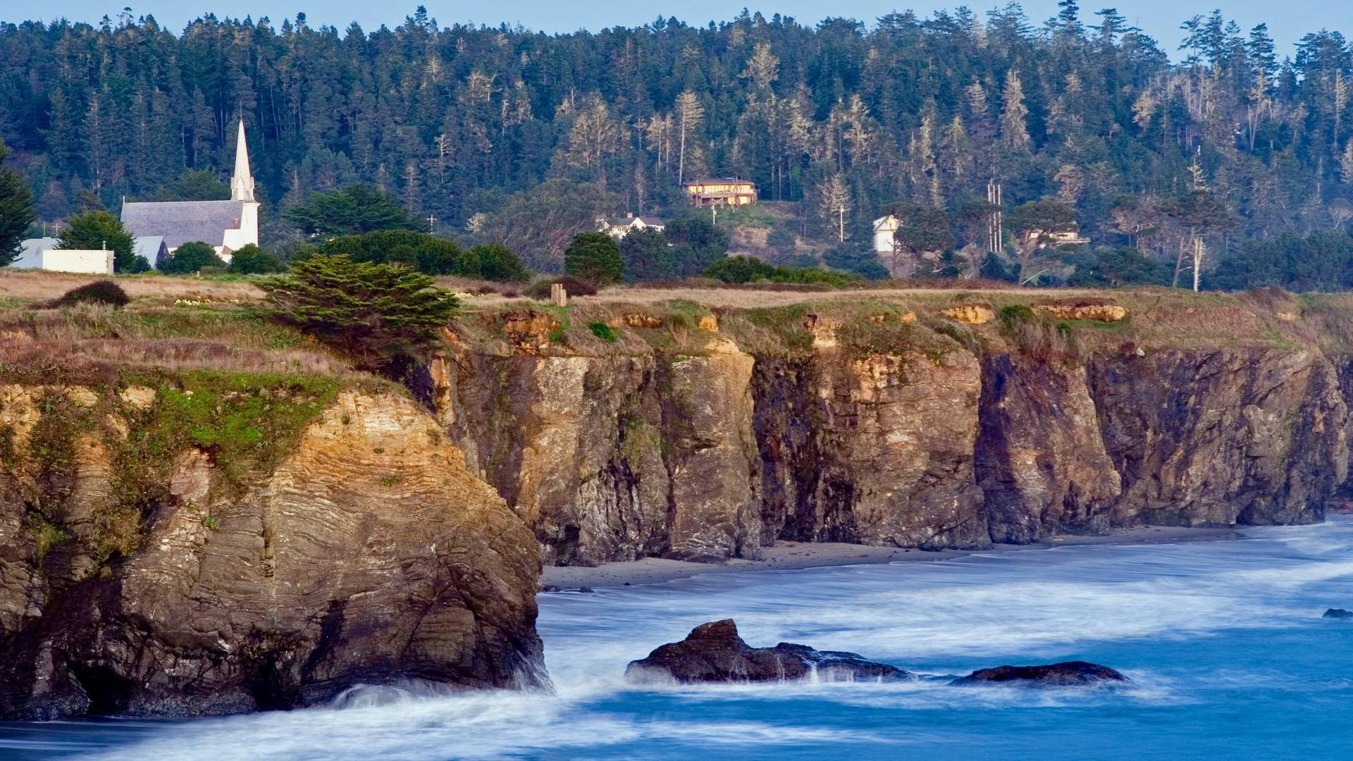 Mendocino, California, Healthy Living + Travel