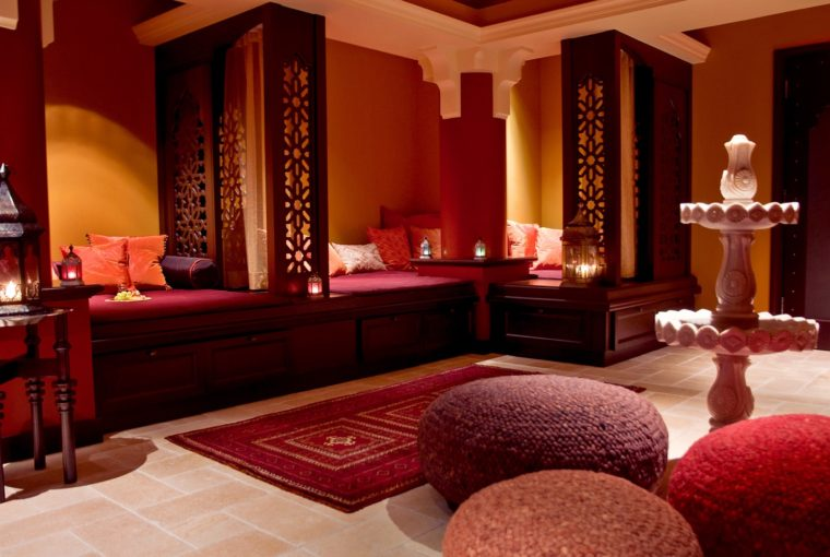 How to Spa at Home, Miraj Hammam Spa, Spas of America