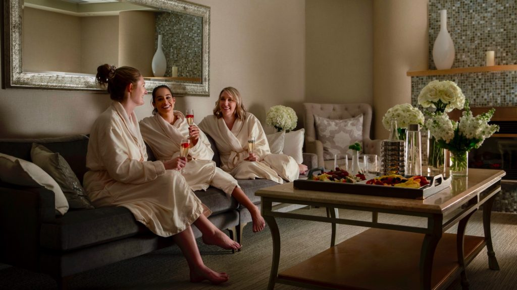 The Spa at White Oaks, Spa Girls, Healthy Living + Travel