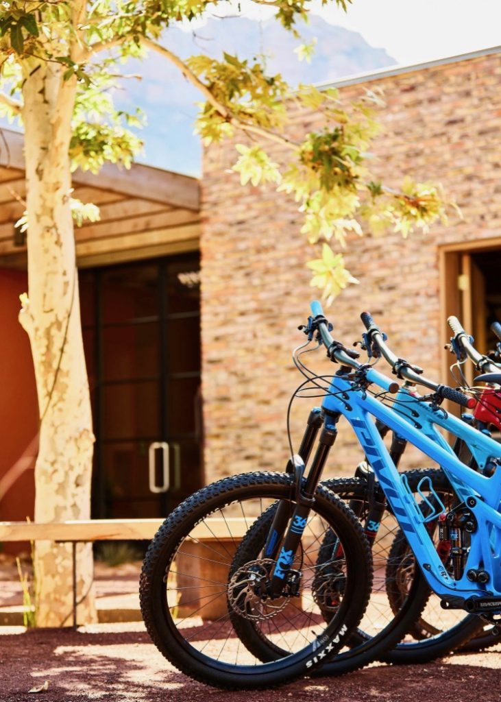 Detail, Trail House, Enchantment Resort, Healthy Living + Travel.