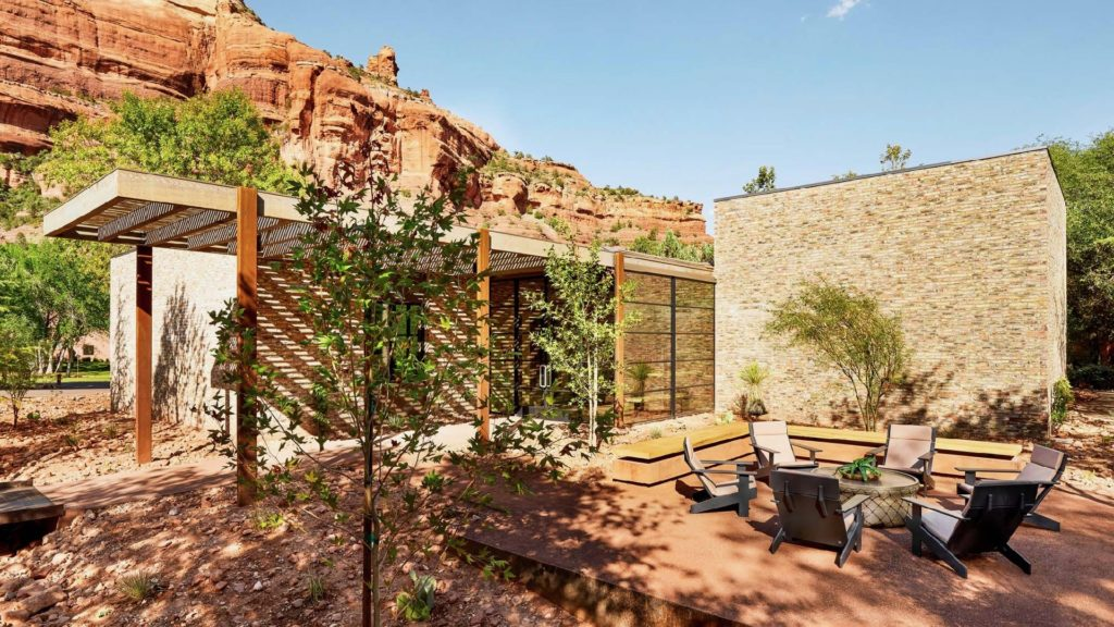 Trail House, Enchantment Resort, Healthy Living + Travel