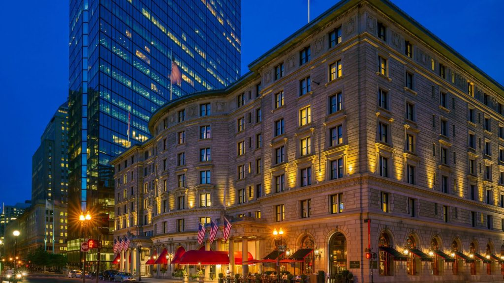 Spa & Club at Fairmont Pittsburgh, Spas of America