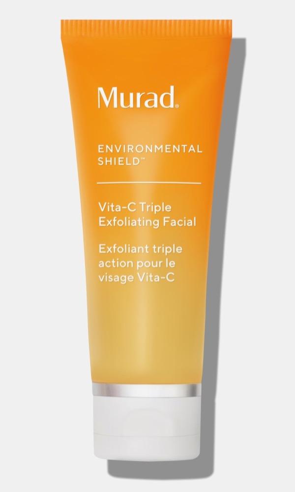 Vita-C Exfoliating Facial, Healthy Living + Travel