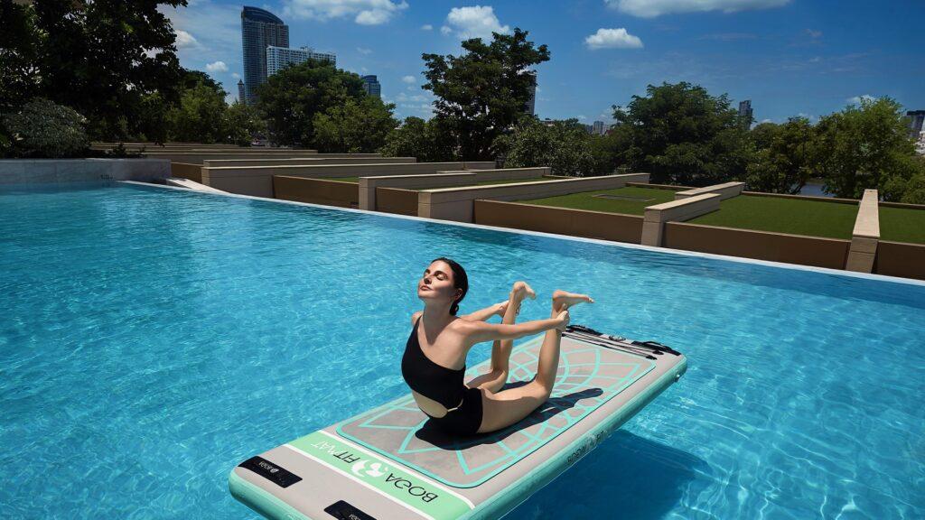 Capella Bangkok - Bogafit, Healthy Living + Travel