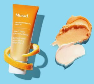 Murad Vita-C Facial, Healthy Living + Travel