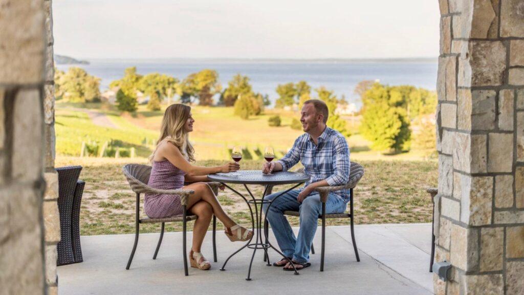Traverse Wine Coast, Healthy Living + Travel