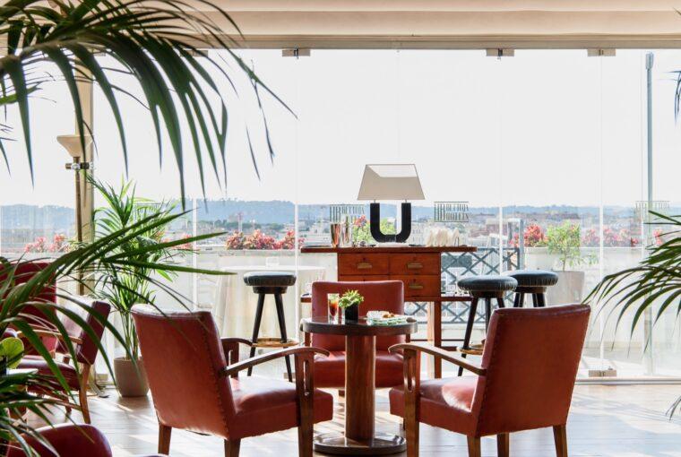 Hotel Mediterraneo Ligea Lounge, Healthy Living + Travel