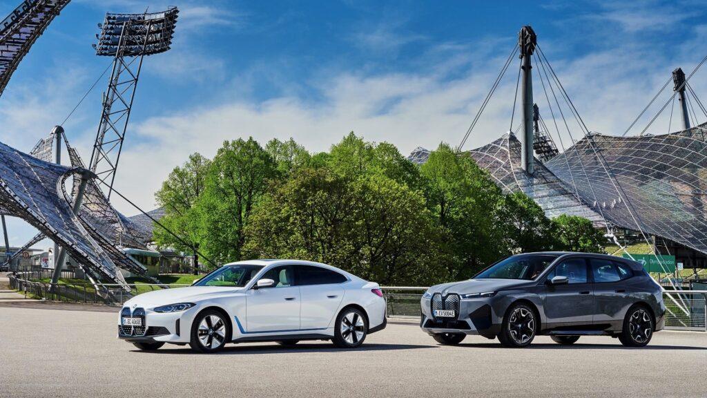 BMW, 2021 Munich Auto Show, Healthy Living + Travel