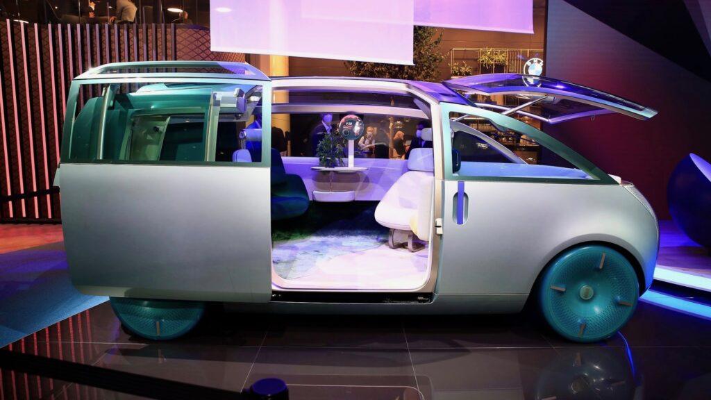 Mini Urbanuaut, 2021 Munich Auto Show, Healthy Living + Travel
