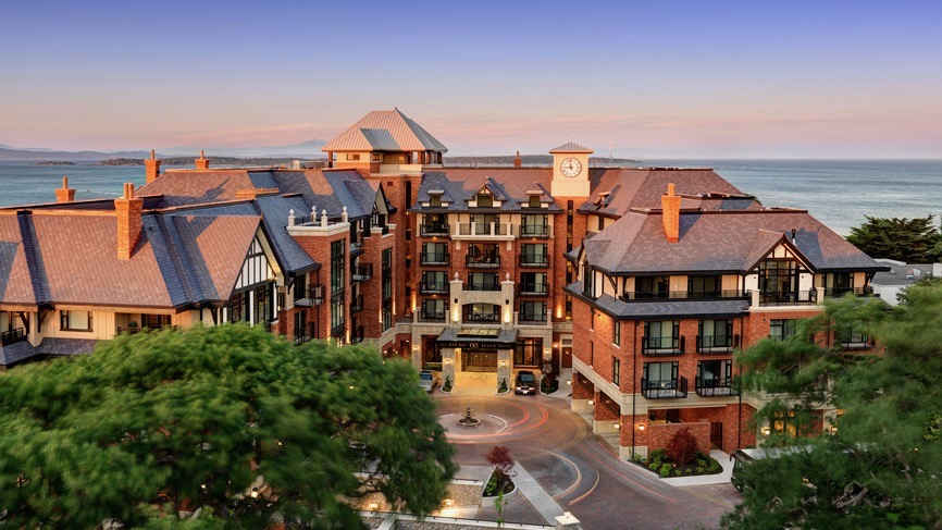 Oak Bay Beach Hotel, Healthy Living + Travel